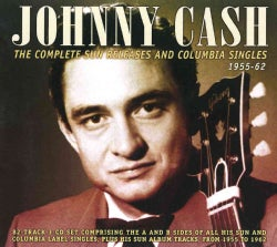 Johnny Cash - Complete Sun Releases and Columbia Singles: 1955-1962