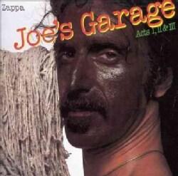 Frank Zappa - Joe's Garage, Acts I, II, & III