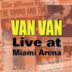 Los Van Van - Van Van Live at Miami Arena