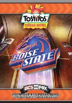 2007 Tostitos Fiesta Bowl (DVD)
