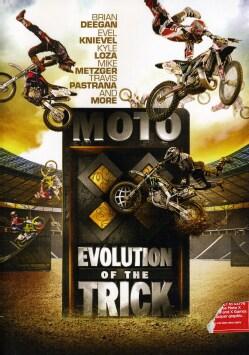 ESPN Moto X: Evolution Of The Trick (DVD)