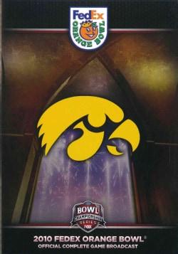 2010 FedEx Orange Bowl-Iowa Vs. Georgia Tech (DVD)