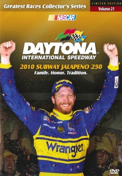 ESPN Instant Classics Collector's Series Vol. 21: 2010 Subway Jalapeno 250 (DVD)
