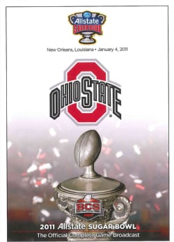 2011 Sugar Bowl: OSU Vs. Arkansas (DVD)
