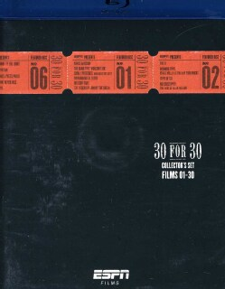 ESPN 30 For 30 (Collector's Edition) (Blu-ray Disc)