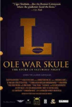 History Of LSU Football (DVD)