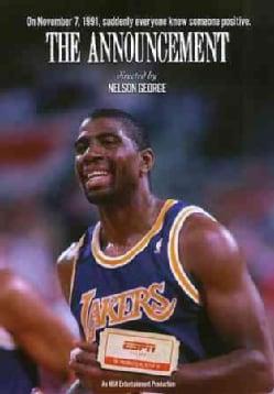 ESPN Films 30 For 30: The Announcement (DVD)