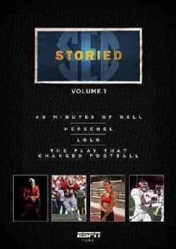 ESPN Sec Storied: Vol. 1 (DVD)