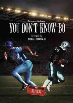 ESPN Films 30 For 30: You Don't Know Bo (DVD)