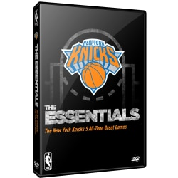 NBA Essential Games of the New York Knicks (DVD)