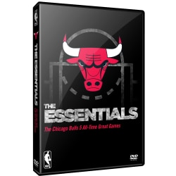 NBA Essential Games of the Chicago Bulls (DVD)