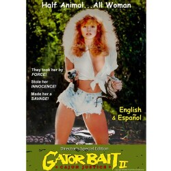 Gator Bait II: Cajun Justice (DVD)