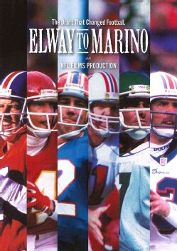 ESPN Films 30 For 30: From Elway To Marino (DVD)