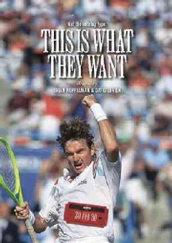 ESPN Films 30 For 30: This Is What They Want (DVD)