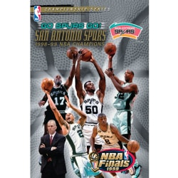 NBA Champions 1999: San Antonio Spurs (DVD)