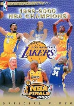 NBA Champions 2000: Los Angeles Lakers (DVD)