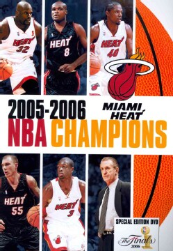 NBA Champions 2006: Miami Heat (DVD)