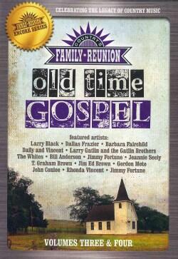 Old Time Gospel: Vol. 3 & 4 (DVD)
