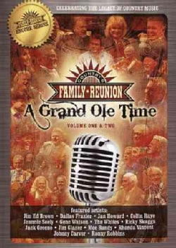 A Grand Ole Time: Vol. 1 & 2 (DVD)