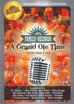 A Grand Ole Time: Vol. 3 & 4 (DVD)
