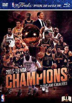 2015-16 NBA Champions (Blu-ray/DVD)