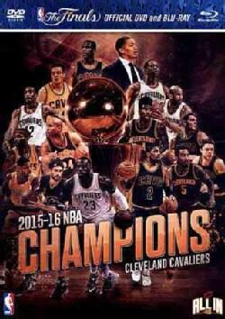 2015-16 NBA Champions (Blu-ray/DVD)