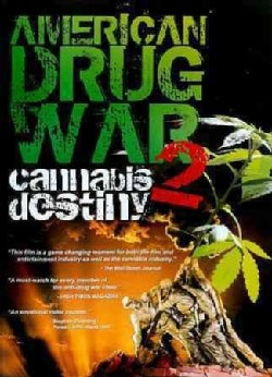 American Drug War 2: Cannabis Destiny (DVD)