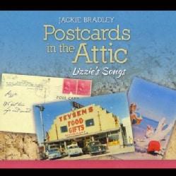 JACKIE BRADLEY - POSTCARDS IN THE ATTIC
