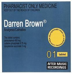 Darren Brown - Analgesic/Calmative