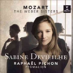 Sabine Devieilhe - Mozart: The Weber Sisters