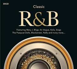 VARIOUS ARTISTS - CLASSIC R&B