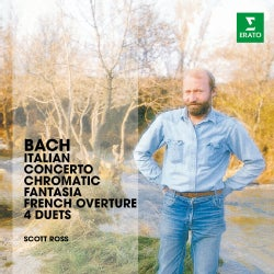 Scott Ross - Bach: Harpsichord Recital (French only)