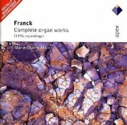 Marie-Claire Alain - Franck: Organ Works