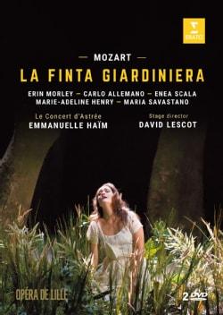 Mozart: La Finta Giardiniera (DVD)