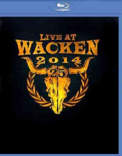 25 Years of Wacken: Snapshots, Scraps, Thoughts & Sounds (Blu-ray Disc)