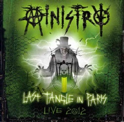 Ministry - Last Tangle in Paris: Live 2012 DeFiBrilLaTouR