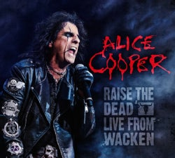 Raise The Dead: Live from Wacken (Blu-ray Disc)