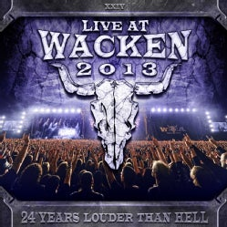 Live at Wacken 2013 (Blu-ray Disc)