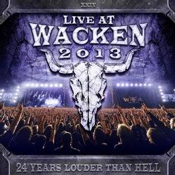 Live At Wacken 2013 (DVD)