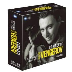 Maxim Vegerov - Maxim Vegerov: Complete Recordings: 1991-2007