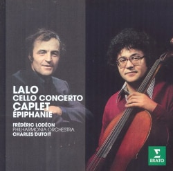 Andre Caplet - The Erato Story - Lalo: Cello Concerto & Caplet: Epiphanie