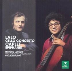 Andre Caplet - The Erato Story - Lalo: Cello Concerto & Caplet: Epiphanie