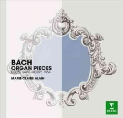 Marie-Claire Alain - The Erato Story - Bach: Organ Pieces