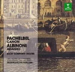 Jean-Francois Paillard - The Erato Story - Albinoni: Adagio & Pachelbel: Canon