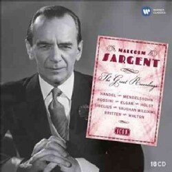Various - ICON - Malcolm Sargent: The Great Recordings