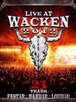 Live at Wacken 2012 (DVD)