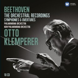 Otto Klemperer - Beethoven: Symphonies and Overtures
