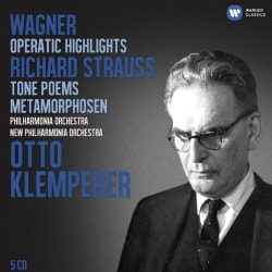 Various - Wagner: Operatic Highlights/R. Strauss: Tone Poems