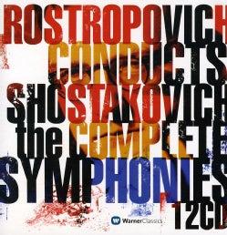 London Symphony Orchestra - Shostakovich: Symphonies 1-15