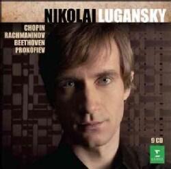 Various - Nikolai Lugansky